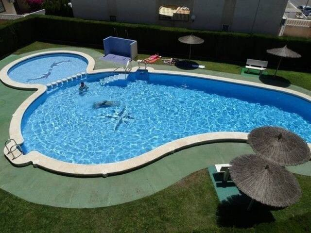 Lovely holiday home with pool and top terrasse. - El Chaparral - Apartment