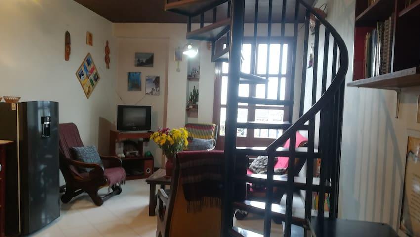 Apartamento duplex independiente sector histórico