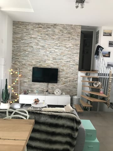 Appartement type t3 - Tarbes - Daire