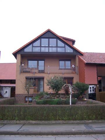 Ferienwohnung; Monteurswohnung - Seeburg - Apartmen