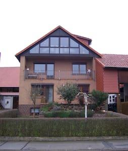 Ferienwohnung; Monteurswohnung - Seeburg