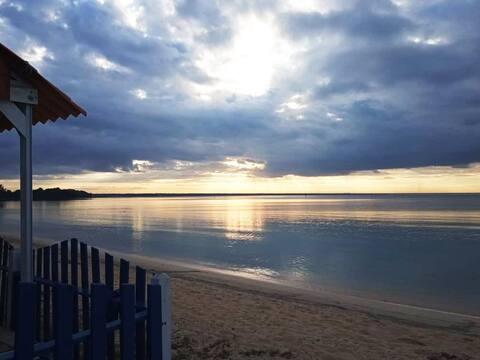 Playa, Sol, Arena y Confort