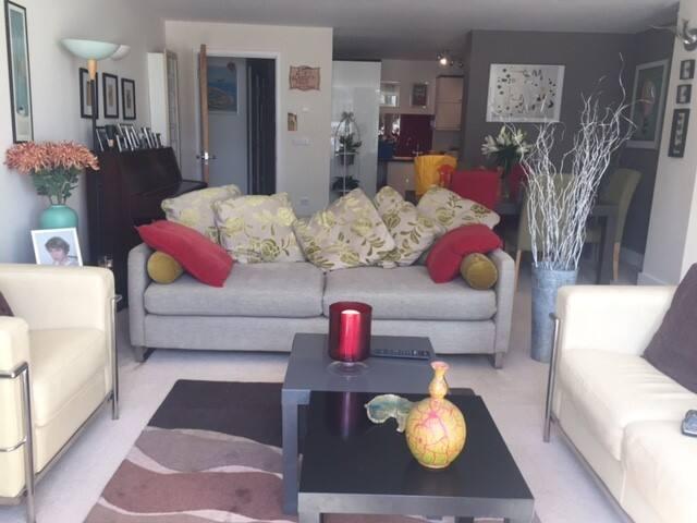 Beautiful flat near centre sleeps 6 available June - Oxford - Byt