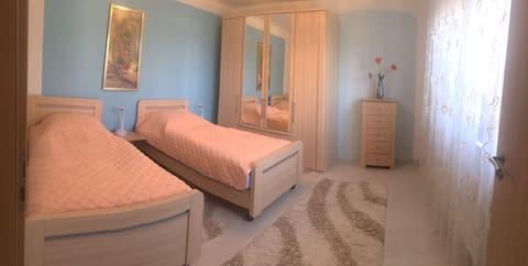 2-Zimmer Wohnung perfekt für Durchreisende!
