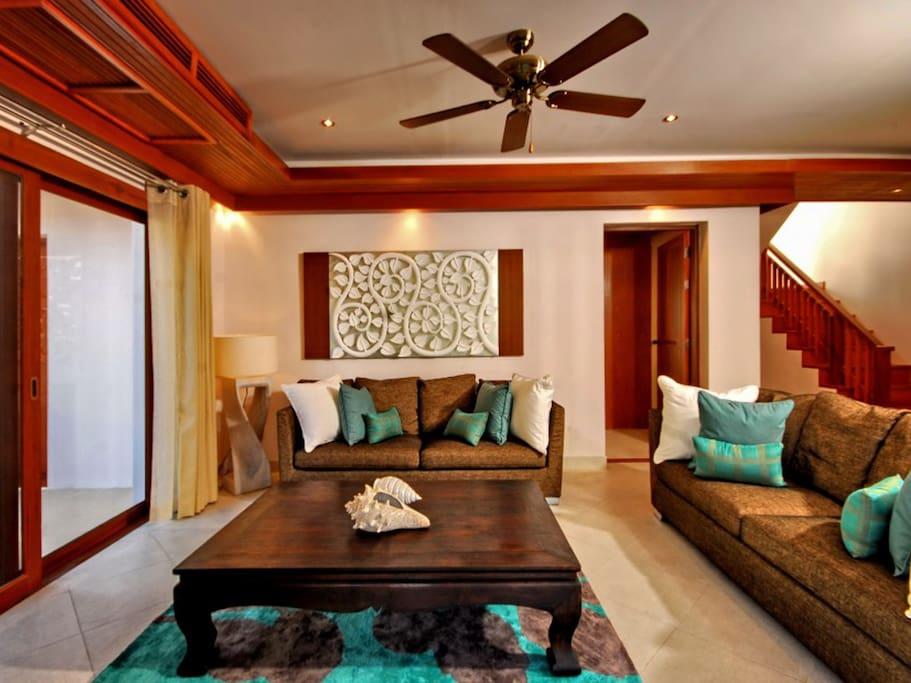 Leelavadee 3 Bedroomed Luxury Beach Villa