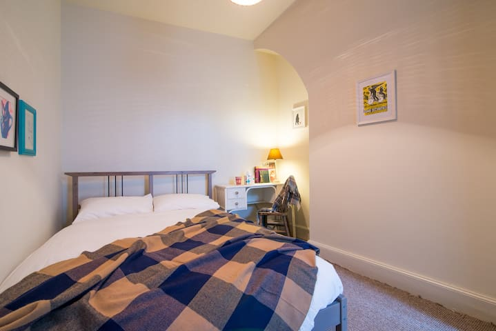 Peaceful dbl in charming terrace - Liverpool - House