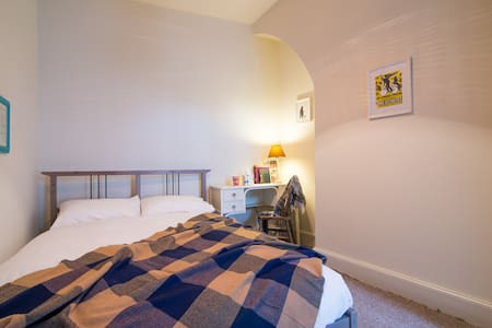 Peaceful dbl in charming terrace - Liverpool