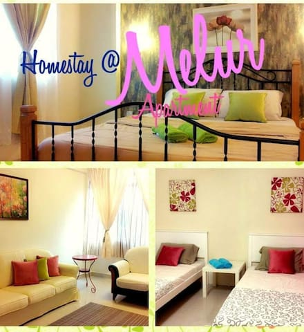 Stay simple & affordable  in bangi