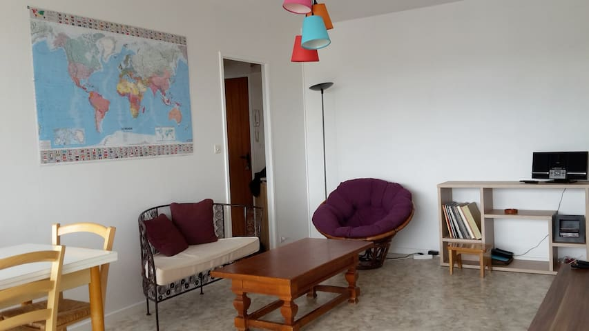 Appartement lumineux, Aurillac sud