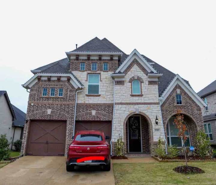 House of Elegance 20mins from Downtown Dallas