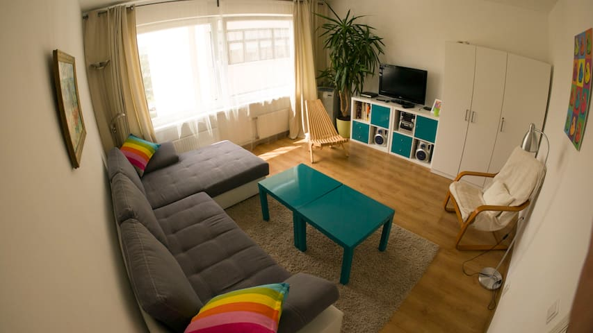 2 bedroom Beach Flat - Liepāja - Apartment