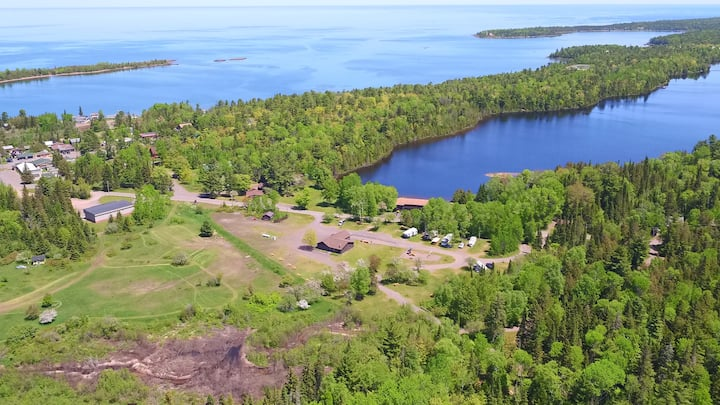 Lake Fanny Hooe Resort-2 bed with Balcony #21