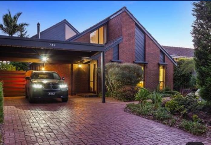 THE ULTIMATE CONTEMPORARY HOME - Mitcham - Huis