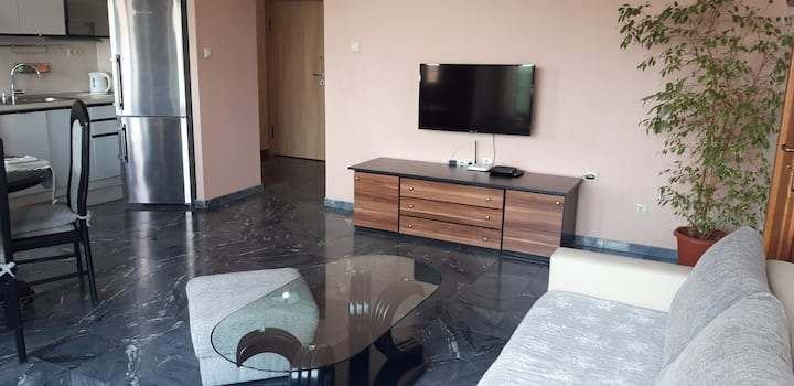 Veni Apartment, central location & great view