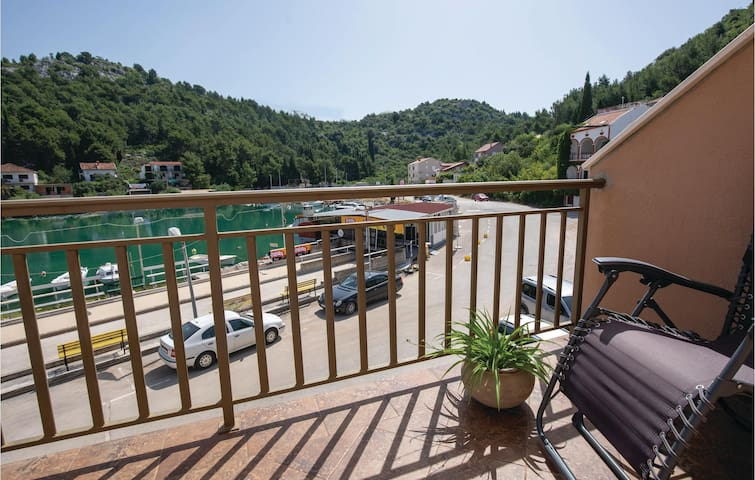 Holiday apartment with 2 bedrooms on 60m² in Blace
