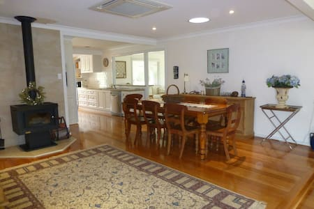 Hampshire Farmhouse Southern Forests WA - Manjimup - Ev