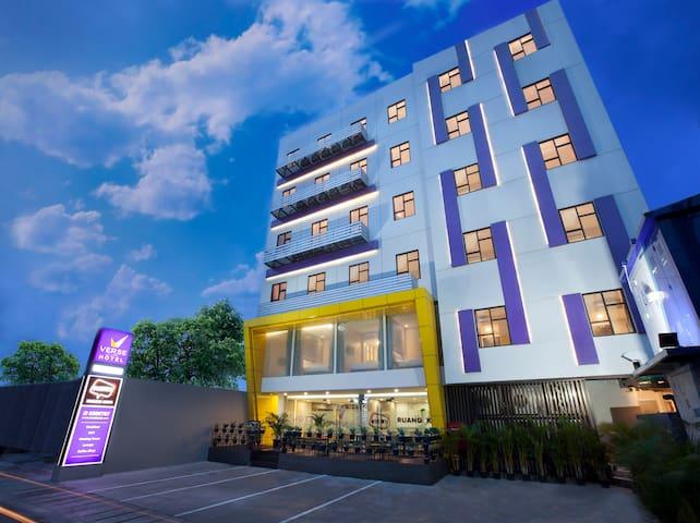 Superior Double Bedroom Verse Lite Hotel GajahMada