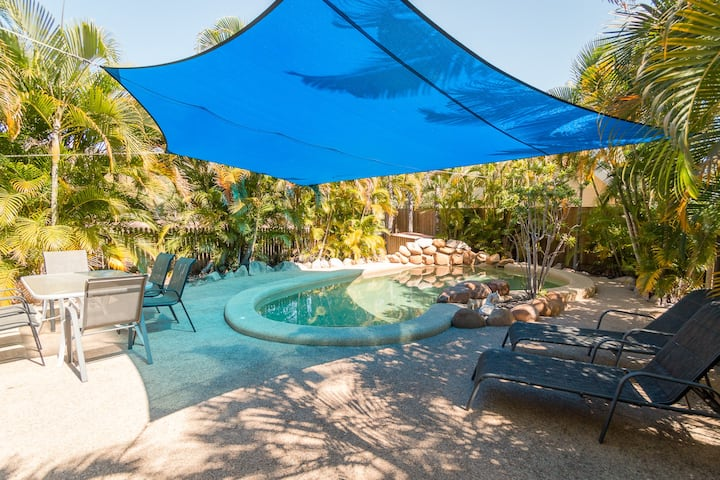 Ponderosa, great family and pet friendly home