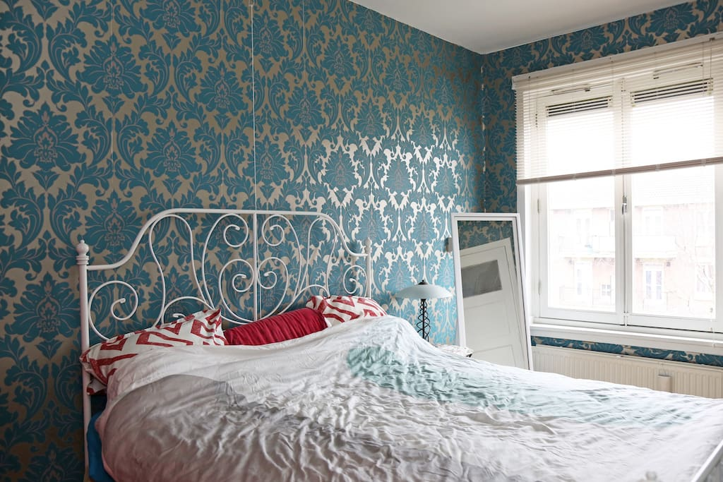 Popular affordable apt for couples and groups for Amsterdam appartamenti economici
