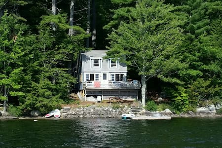 Camden Lakefront Cottage - Serenity on Megunticook - Lincolnville - Kisház