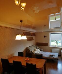 Apartaments ar saunu/ Apartment with a sauna