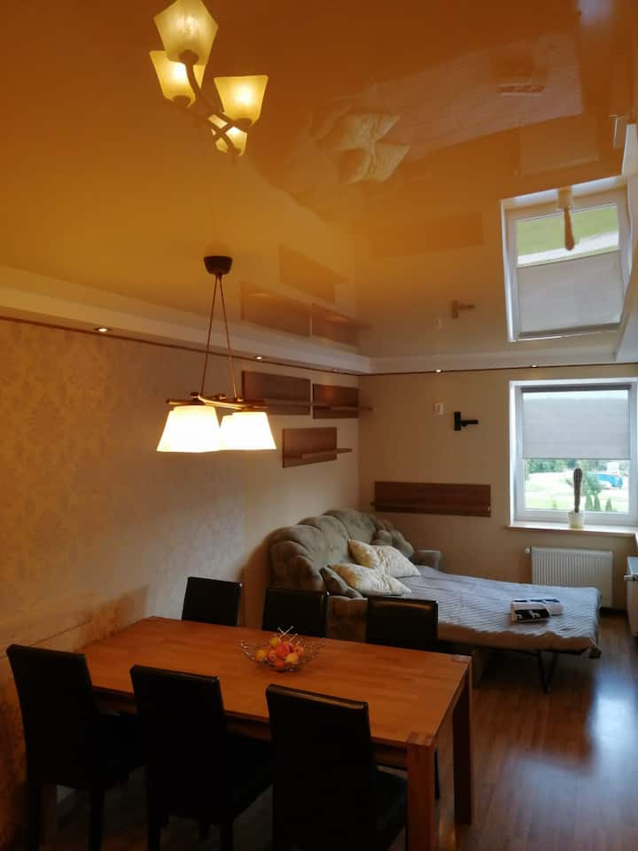 Apartaments ar saunu/ Apartment with a sauna