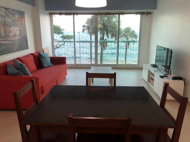 Acogedor Apartamento con Vista al Mar