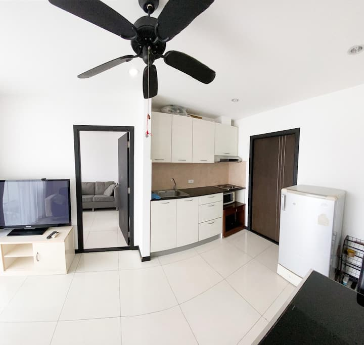 Siam Oriental Garden, Pratamnak,1 bedroom,sofa bed