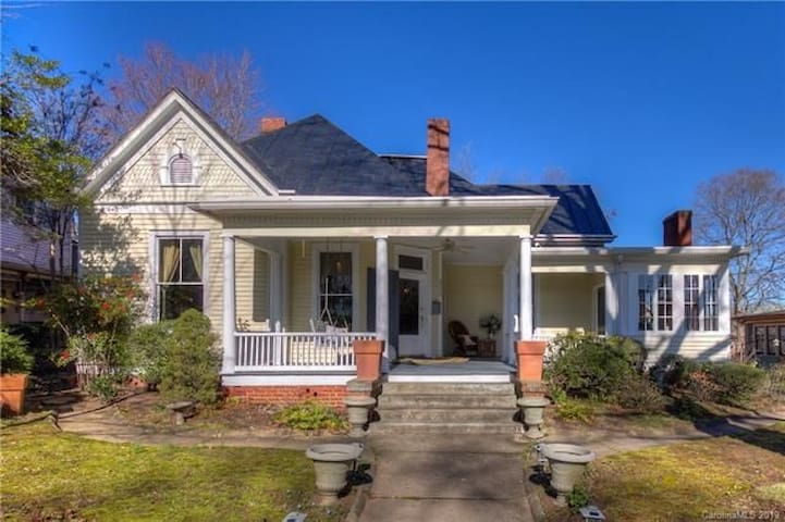 Historic Home in Downtown Concord