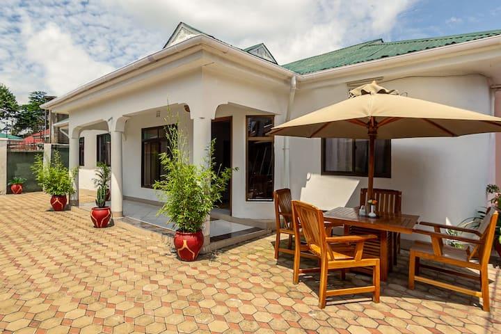 Arusha Home in a Quiet Neighborhood