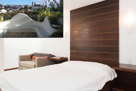 Spectacular views colonial building Pelourinho 4 - Salvador - Apartment