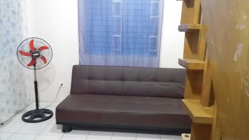 Entire apartment in Iloilo.