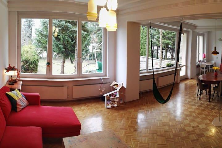 Sołacz park house - Poznań - Haus