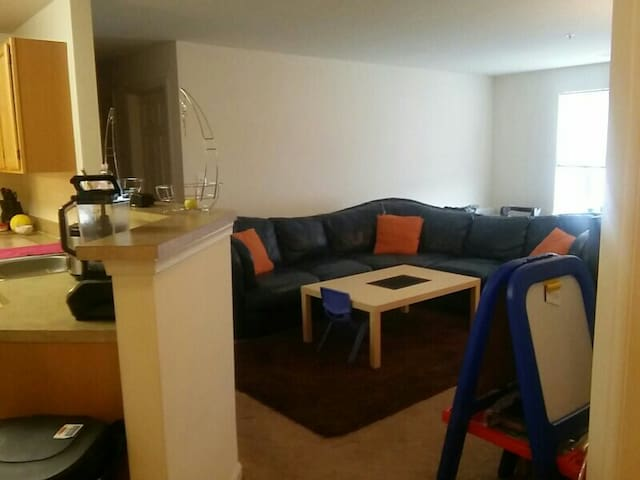 Cozy & cute 10 min from Washington - Hyattsville - Apartamento