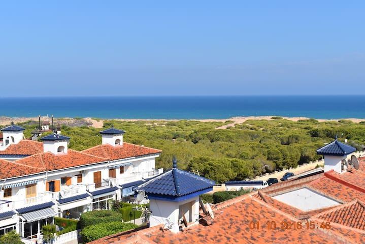 Beautiful new apartments near beach La Mata!
