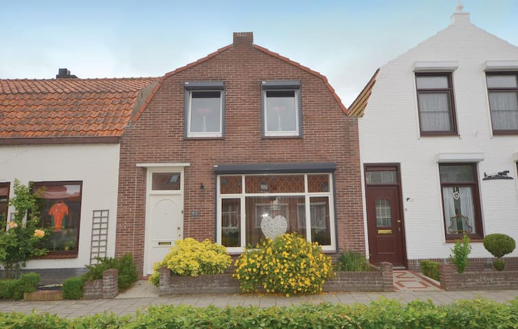 Terraced house with 2 bedrooms on 82 m² in Breskens
