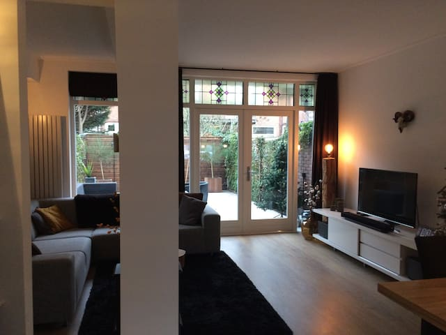 134m2 beautiful house close to city center - Utrecht