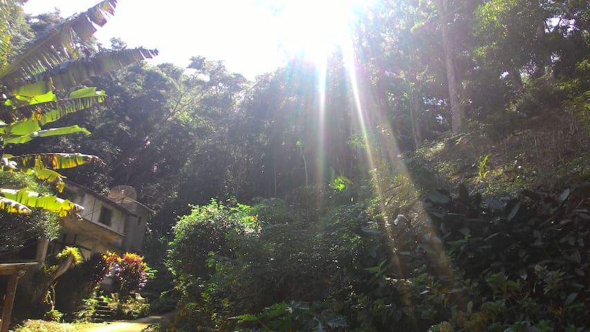 Sítio nas montanhas do Rio de Janeiro - Engenheiro Paulo de Frontin - Huoneisto