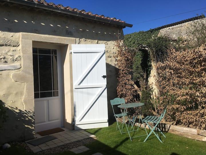 Suite de charme au calme aux portes de Bordeaux