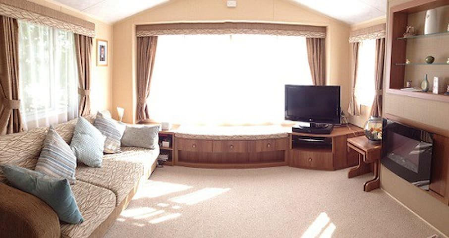 The Salisbury Static 3 Bedroom Caravan - Isle of Wight - Casa de férias