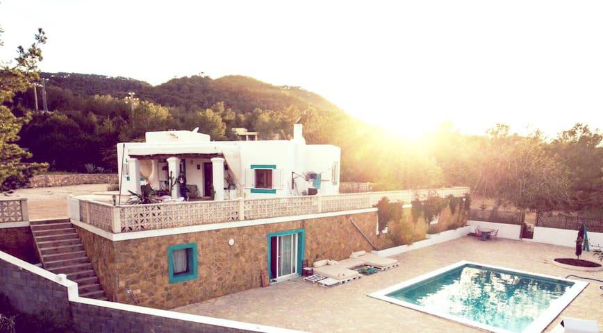 hippie happy villa - Illes Balears