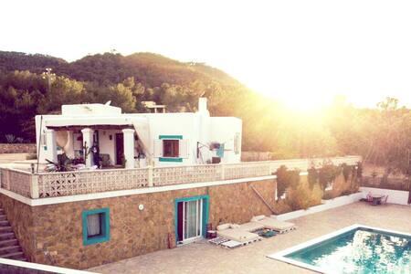 hippie happy villa - Illes Balears - Villa