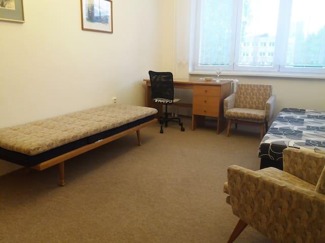 Útulný byt 1+1 s výbornou dostupností v Porubě