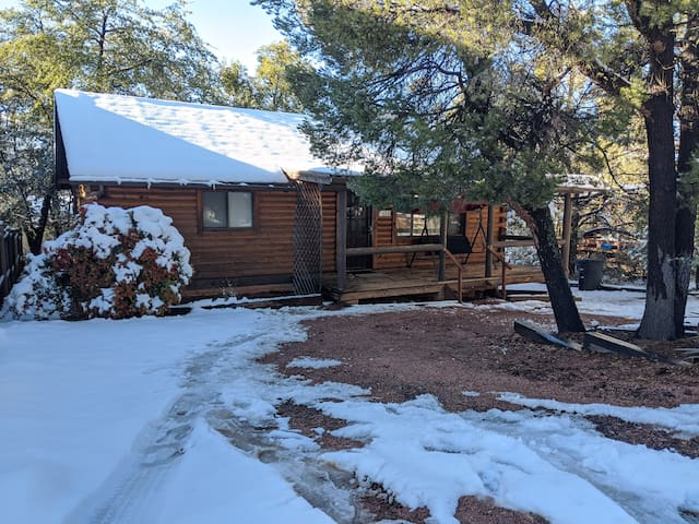 🌲Log cabin in Payson. DISCOUNT FOR 3+ DAY STAYS!!