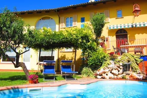 Casa del Sole in Langhe and Monferrato area