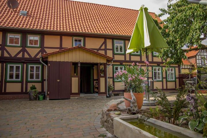 """Basislager für Harztripps: FeWo """"Urlaube"""""""