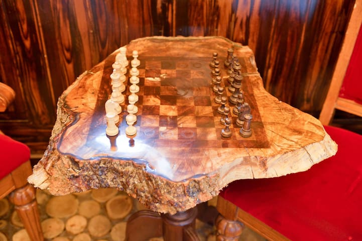 Challenge someone to a friendly game of chess