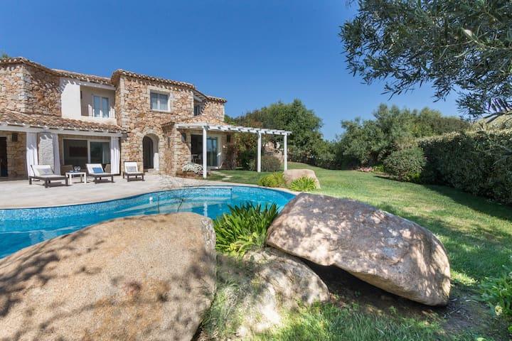 Villa Ginestra - Sardegna del Sud