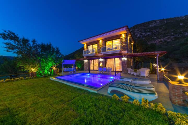 Villa Doğa Söğüt Marmaris