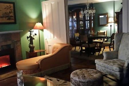 Unique Victorian 1800 Charm - Glens Falls - Appartement